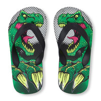 Boys T-Rex Flip Flop | The Children's Place