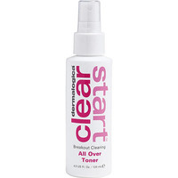 Clear Start Breakout Clearing All Over Toner