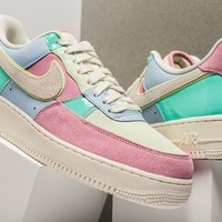 Nike Air Force 1 Low '07 QS EASTER EGG Men's Shoes Lifestyle Comfy Sneakers