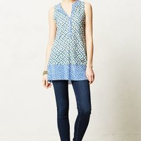 Bisector Mesh Tunic by Sweet Pea by Stacy Frati