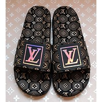 Louis Vuitton LV Fashionable and casual slippers with thick soles-2