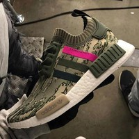 Adidas NMD Leisure sports shoes-15