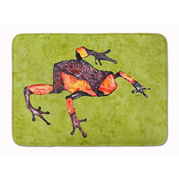 Frog Machine Washable Memory Foam Mat 8689RUG