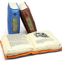 Olde Book Pillow Classics - Treasure Island