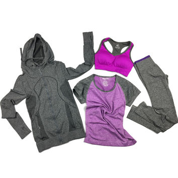 4pc Fitness Suit For Women
