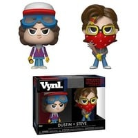 Dustin and Steve Funko VYNL Stranger Things 2-Pack