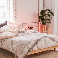 Organic Tie-Dye Duvet Cover - Urban Outfitters