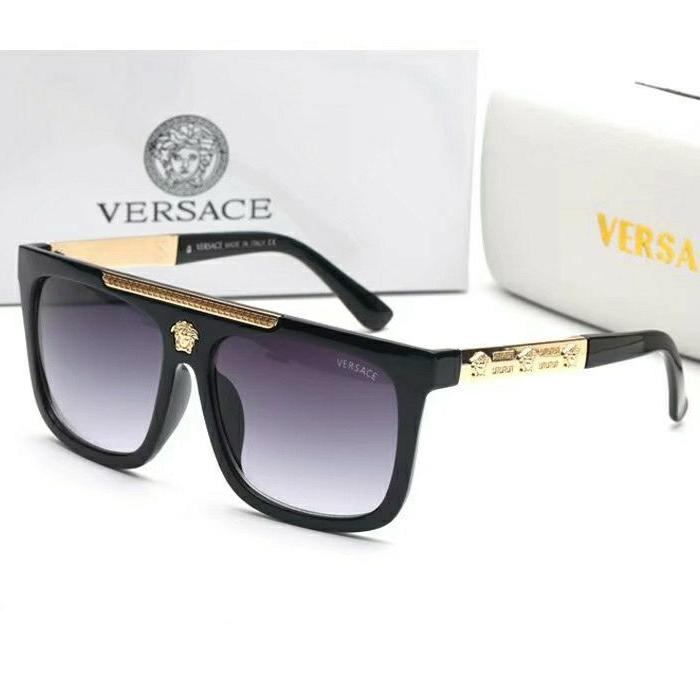 Image of Versace Sunshade Polarized Sunglasses for Men and Women