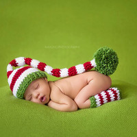 Newborn Baby Girls Boys Crochet Knit Costume Photo Photography Prop = 4457475460
