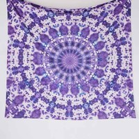 Magical Thinking Kasi Tie-Dye Tapestry
