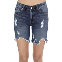 Montgomery Denim Shorts