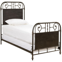Garden Gate Bed, Twin, Panel Beds