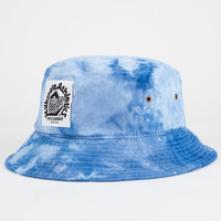 Milkcrate Athletics Electric Mens Bucket Hat Electric Blue One Size For Men 25342129401