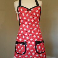 Hello Kitty apron limited edition