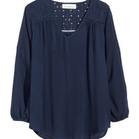 H&M Embroidered Blouse $29.95