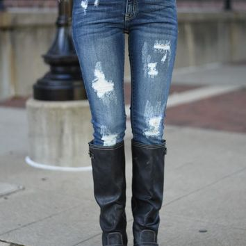 Kan Can Jeans ~ Colleen Wash