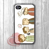 Supernatural Cartoon - zzF for iPhone 4/4S/5/5S/5C/6/ 6+,samsung S3/S4/S5,samsung note 3/4