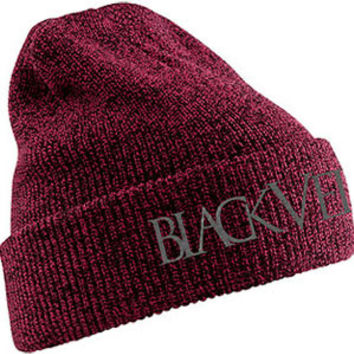 Black Veil Brides Men's Logo Beanie Maroon