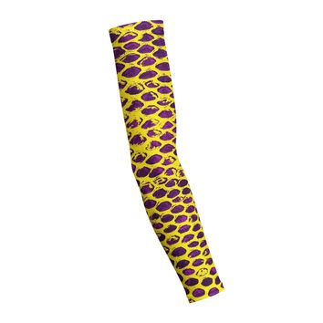 Purple Kobe Lakers Snake Skin  Shooting Arm Sleeve
