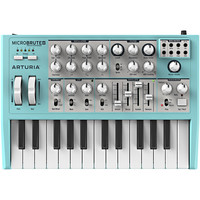 Arturia: MicroBrute SE Analog Synthesizer - Limited Edition Blue