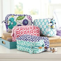 Quilted Sleepover Toiletry Bag