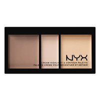 Cream Highlight & Contour Palette | NYX Cosmetics