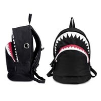 Big Shark Backpack From Pomelo