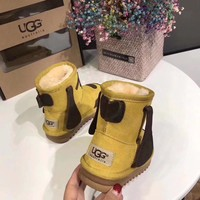 Ugg Baby Fashion Wool Snow Boots