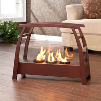 England Portable Indoor and Outdoor Gel Fireplace—Buy Now!