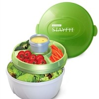 Deluxe Salad Container Set