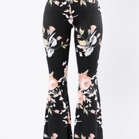 Feeling Your Vibes Pants - Multi