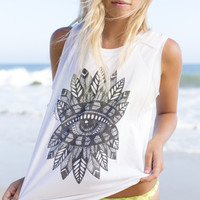 Billabong - Day Gaze Tank / White