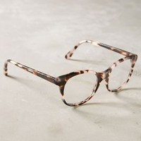Emerens Reading Glasses by Anthropologie in Pink Size: