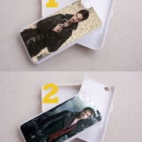 once upon a time captain hook iphone case for iPhone 4/4s/5/5s/5c/6/6s/6+/6s+/SE