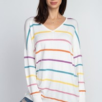 Happy Hues Sweater