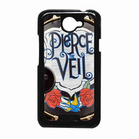 Pierce The Veil Pedal Drum a1def35e-450d-4520-92bf-a18d2cef7b15 FOR HTC One X CASE *RA*
