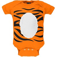 Halloween Tiger Costume Baby One Piece