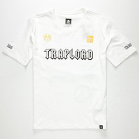 Adidas Ferg Mens T-Shirt White  In Sizes