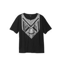 Lauralee tee | Tops | Monki.com
