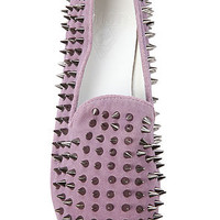 The Hellraiser Shoe in Lilac (Exclusive)