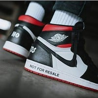 Air Jordan 1 Retro High OG ¡°Not For Resale¡± AJ1 Sneakers