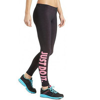 Workout Xpress Printed Fitness Leggings | Quick-Dri