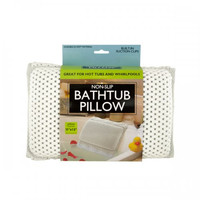 Non-slip Bathtub Pillow With Suction Cups