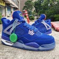 Air Jordan 4 Retro AJ4 Royal Blue Men's Sneaker US7-13