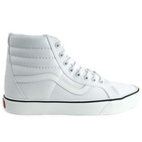 Vans SK8-Hi Lite + True White (Canvas)