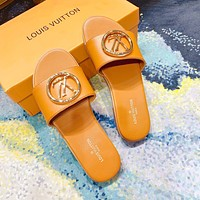 Louis Vuitton LV Flat Slide