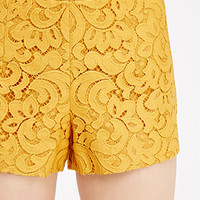Baroque Lace Shorts
