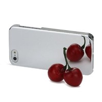 Stylish Eletroplating Mirror-like Slim Protective Hard Case Shell for iPhone 5 - Silver