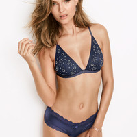 Embellished Front-close Triangle Bralette - The Bralette Collection - Victoria's Secret