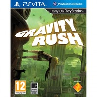 Gravity Rush Game PS Vita - ozgameshop.com